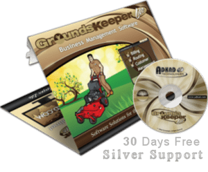 GroundsKeeper Lite Lawn Care Service Software