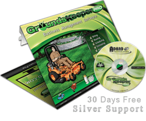 GroundsKeeper Pro Lawn Care Business Software - Latest Lawn Care Software