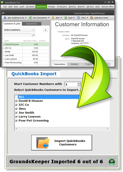 Lawn Care Software Quickbooks