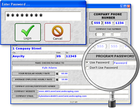 Lawn Software No Monthly Fees